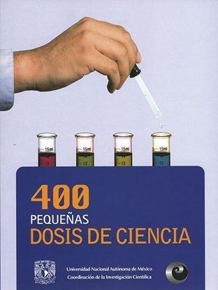 Imagen de 400 pequeñas dosis de ciencia