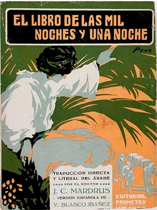 Picture of El Libro de las Mil y una Noches, Tomo 3