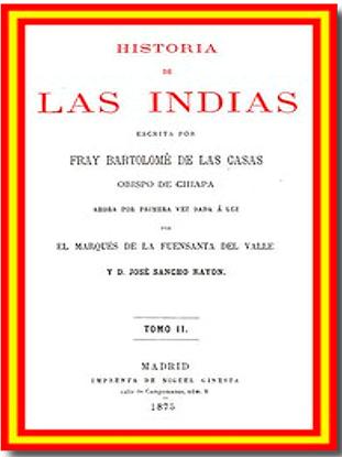 Imagen de Historia de las Indias, Vol 2 de 5