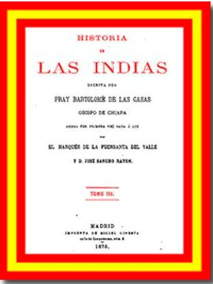 Imagen de Historia de las Indias, Vol 3 de 5