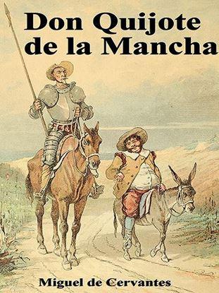 Imagen de Don Quijote de la Mancha