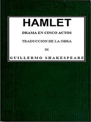 Imagen de Hamlet, Drama de cinco actos