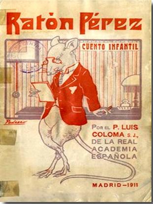 Imagen de Ratón Pérez: cuento infantil