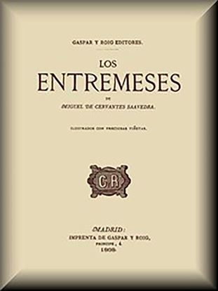 Picture of Los entremeses