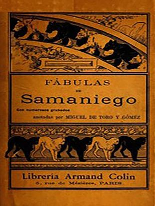 Imagen de Fábulas by Félix María Samaniego