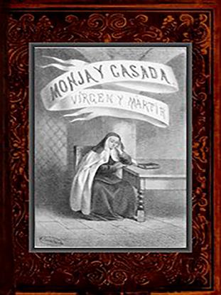 Imagen de Monja y Casada. Virgen y mártir