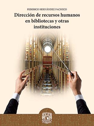 Imagen de Dirección de recursos humanos en bibliotecas y otras instituciones
