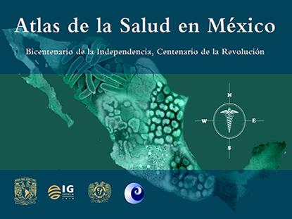 Imagen de Atlas de la Salud en México