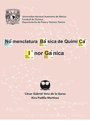 Imagen de Nomenclatura básica de Química Inorgánica