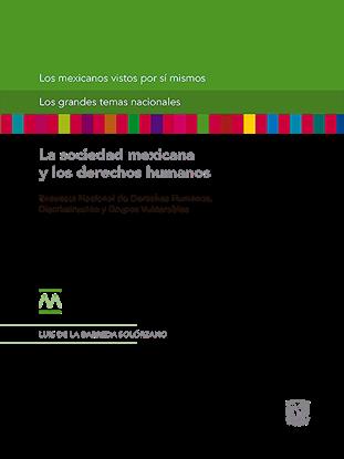Imagen de La sociedad mexicana y los derechos humanos