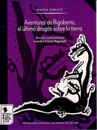 Picture of Aventuras de Rigoberto , el último dragón sobre la Tierra