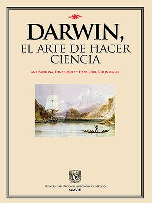 Picture of Darwin, el arte de hacer ciencia