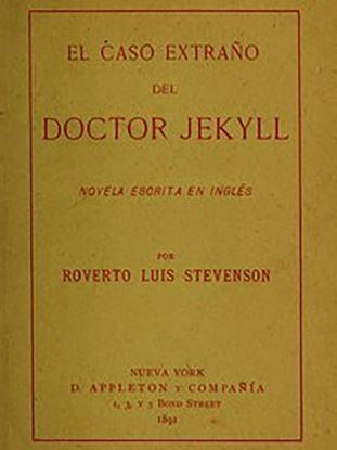 Picture of El caso extraño del Doctor Jekyll