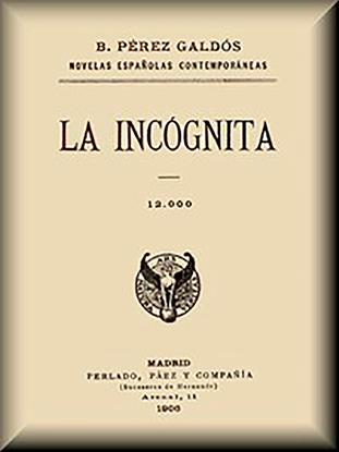 Picture of La Incógnita