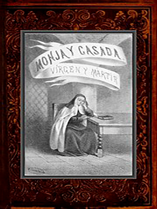 Picture of Monja y Casada. Virgen y mártir